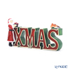 Villeroy & Boch 'Winter Collage Accessories - Lettering Xmas' 0061 [Plastic] Christmas Santa Object 29xH13cm