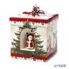 ビレロイ&ボッホ(Villeroy&Boch)クリスマストイズキャンドルボックス 子供たちのクリスマスパーティ オルゴール付 17×17×21.5cm 6693