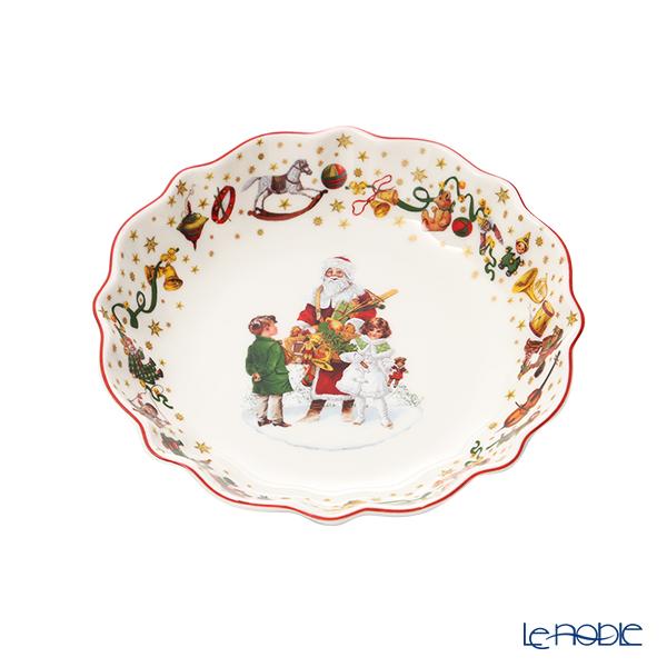 Villeroy & Boch 'Annual Xmas Edition 2021 / Santa with Childrens' 3874 Bowl 15.5cm