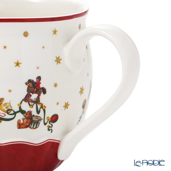 Villeroy & Boch 'Annual Xmas Edition 2021 / Santa with Childrens' 4864 Mug 390ml