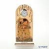 ゲーベル(GOEBEL) クリムト 接吻 66523200デスククロック(ガラス時計) H23cm