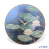 Göbel (Goebel) Monet water lilies 67021568 Glass clock 30 cm