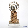 Göbel (Goebel) Klimt the kiss 66879826 Desk Clock (clock glass) H32cm