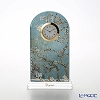 Goebel 'Vincent Van Gogh - Almond Tree' Blue Glass Desk Clock H18cm