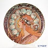 Göbel (Goebel) Mucha Zodiac 66489341 Plate and garnish dish 36 cm