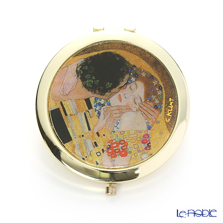 Goebel 'Gustav Klimt - The Kiss' Compact Mirror 7cm
