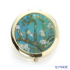 Goebel 'Vincent Van Gogh - Almond Tree' Blue Compact Mirror 7cm