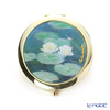 Goebel 'Claude Monet - Evening Flowers' Compact Mirror 7cm
