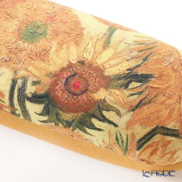 Goebel 'Vincent Van Gogh - Sunflowers'  Spectacle Case with Lens Cloth