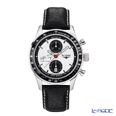 Elysee Memorial - Men's Watch Automatic, Chronograph, Special Limited Edition 80508