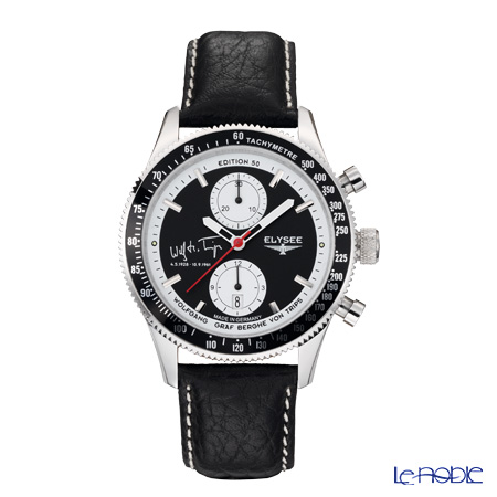 Elysee Memorial - Men's Watch Automatic, Chronograph, Special Limited Edition 80509
