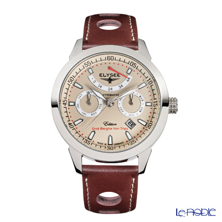 エリーゼ(ELYSEE) ドイツ製腕時計 男性用グラフベルヘ タフィー 1 オートマティック 17010【店舗ディスプレイ使用商品】