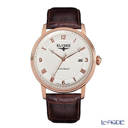 エリーゼ(ELYSEE) ドイツ製腕時計 男性用 エグゼクティブ モヌメントゥム オートマティック 77005