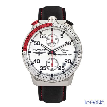 エリーゼ(ELYSEE) ドイツ製腕時計 男性用グラフベルヘ ラリータイマー 80516【店舗ディスプレイ使用商品】
