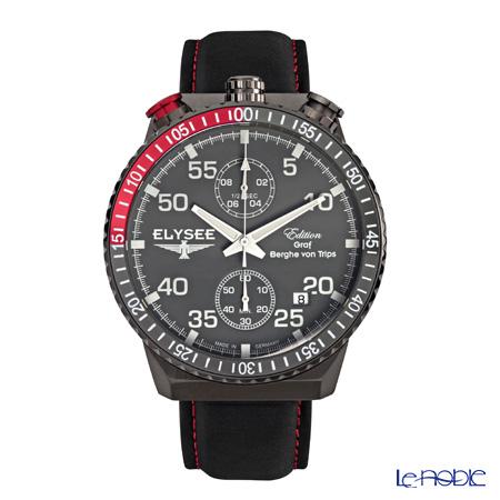 エリーゼ(ELYSEE) ドイツ製腕時計 男性用 グラフベルヘ ラリータイマー 80517