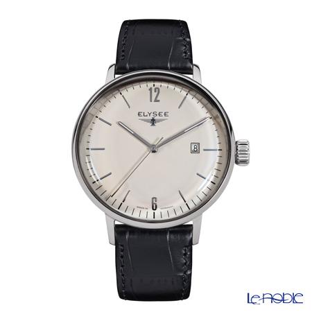 Elysee Sithon Lady - Ladies Watch Quartz, Date function, Leather strap 13285