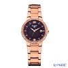Elysee Nora - Ladies Watch Quartz, 52 Swarovski crystals, Rose gold plated case & band, 33047