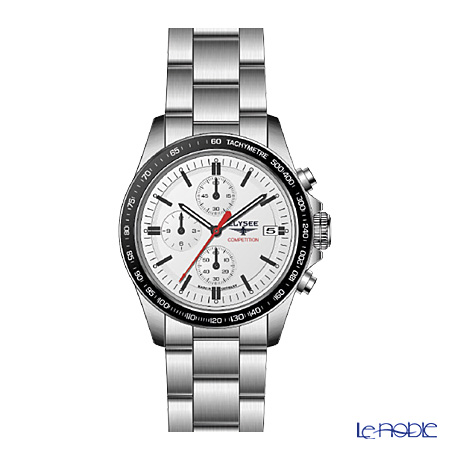 Elysee Start up - Men's Watch Quartz, Chronograph, 10 ATM, Stainless steel band & case 18010