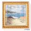 Göbel (Goebel) Monet pure vile wheat trail 66518331 Ceramic board Pay 31.5x31.5cm