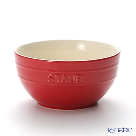 ストウブ(staub) ボウル(セラミック製) 17cm/1.2L チェリー