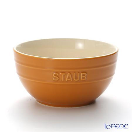 ストウブ(staub) ボウル(セラミック製) 17cm/1.2L マスタード