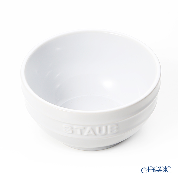 Staub (staub) Bowl (ceramic) 14 cm, white