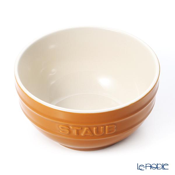 Staub 'Tableware' Mustard Yellow [Ceramic] Bowl 14.5cm