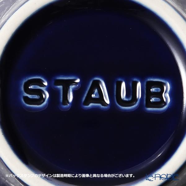 ストウブ(staub) マグカップ(セラミック製)350ml グランブルー