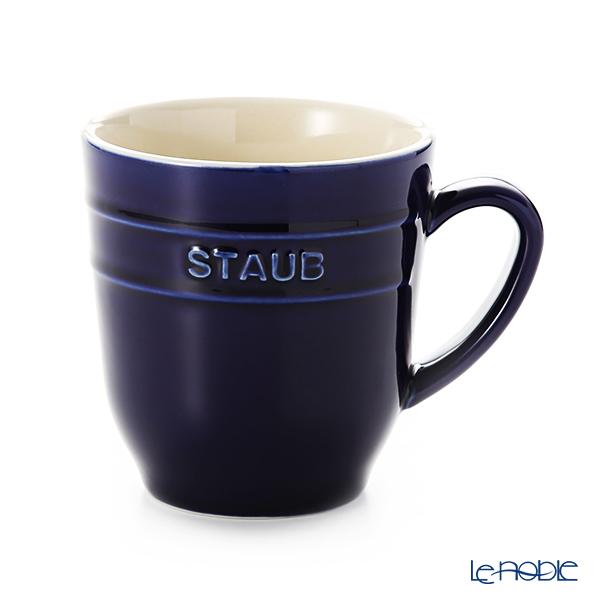 ストウブ(staub) マグカップ(セラミック製) 350ml グランブルー