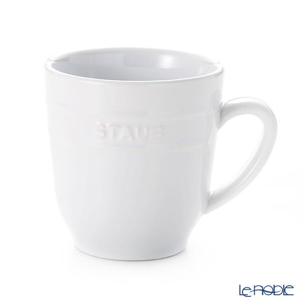 ストウブ(staub) マグカップ(セラミック製) 350ml ホワイト