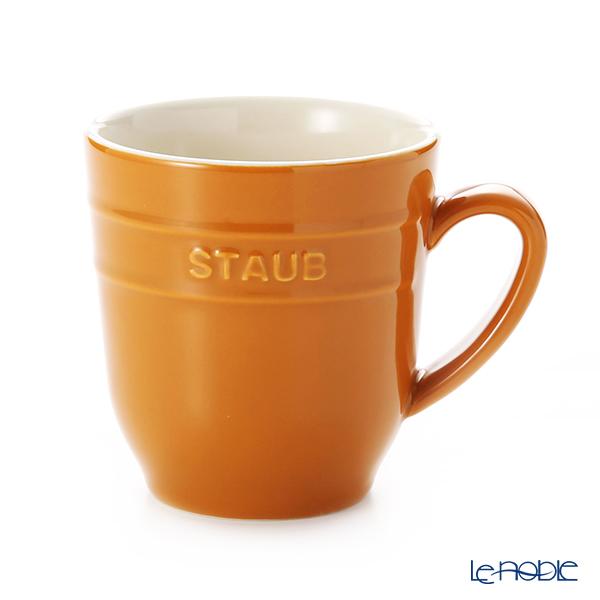 ストウブ(staub) マグカップ(セラミック製) 350ml マスタード