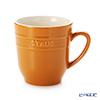 Staub (staub) mug (ceramic) 350 ml mustard