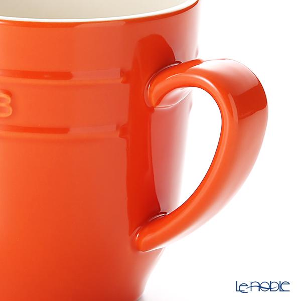 Staub (staub) mug (ceramic) 350 ml Orange
