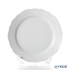 Hutschenreuther 'Maria Theresia' White Plate 18cm