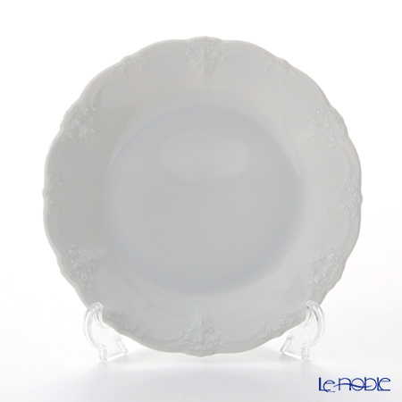 フッチェンロイター(HUTSCHEN REUTHER) バロネスホワイト プレート 20cm