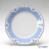 Hutschenreuther 'Baronesse Estelle' Blue Plate 21cm