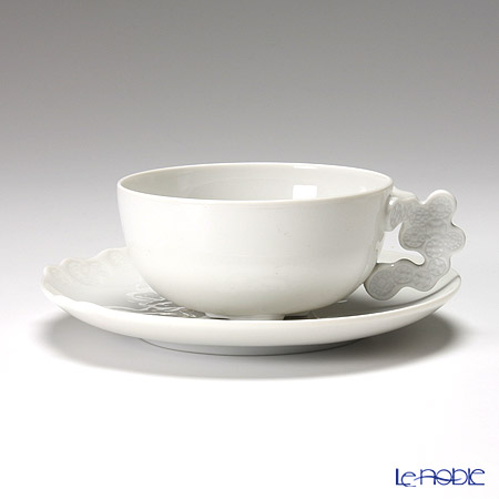 Rosenthal 'Studio-Line / Landscape' White Tea Cup & Saucer 230ml