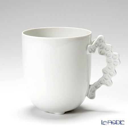 Rosenthal Studio-Line Landscape Weiß Mug with handle