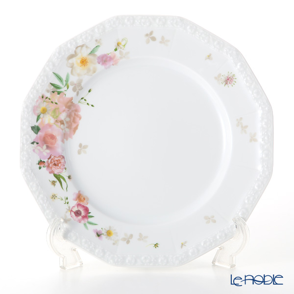 Rosenthal 'Maria Pink Rose' Plate 27cm