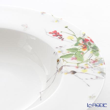 Rosenthal 'Brillance Fleurs - Sauvages' Deep Plate 23cm