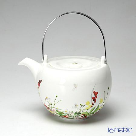 Rosenthal 'Brillance Fleurs - Sauvages' Tea Pot 1350ml