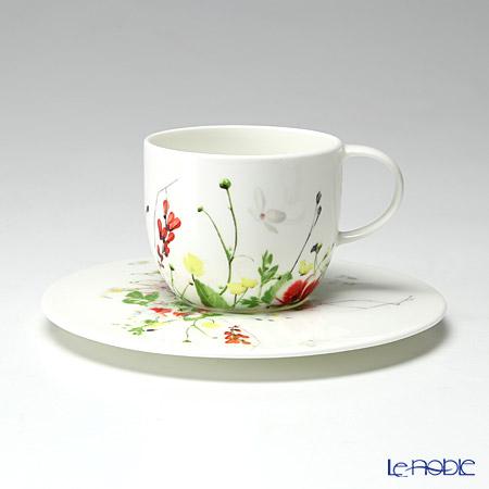ローゼンタール Fleurs Sauvages 野花 コーヒーカップ&ソーサー 200cc