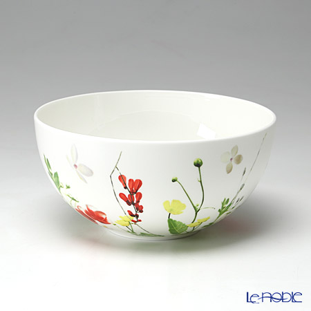 Rosenthal 'Brillance Fleurs - Sauvages' Cereal Dish / Bowl 14.5cm