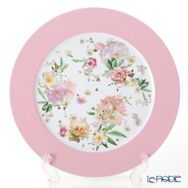 Rosenthal Maria Pink Rose Service Plate 33 cm