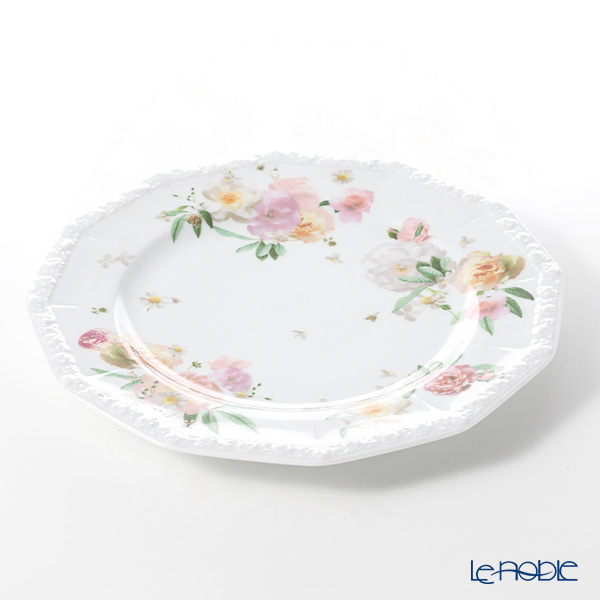 Rosenthal 'Maria Pink Rose' Service Plate 29.5cm