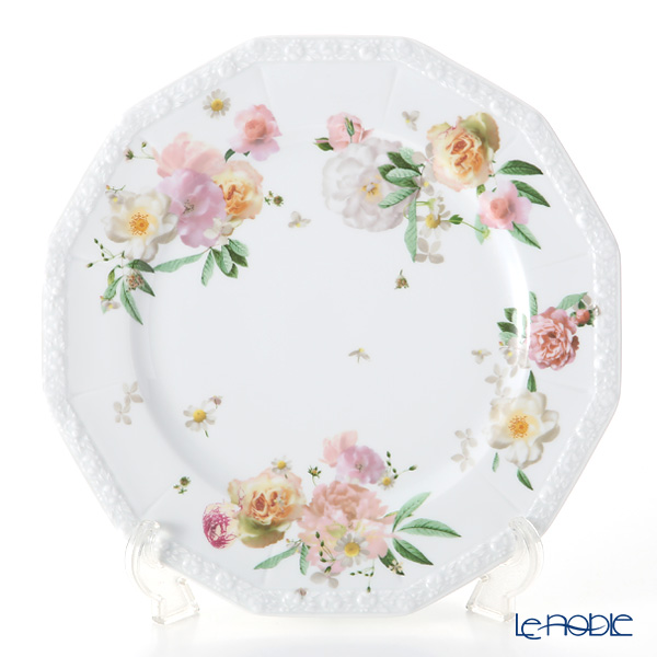 Rosenthal 'Maria Pink Rose' Service Plate 29.5cm