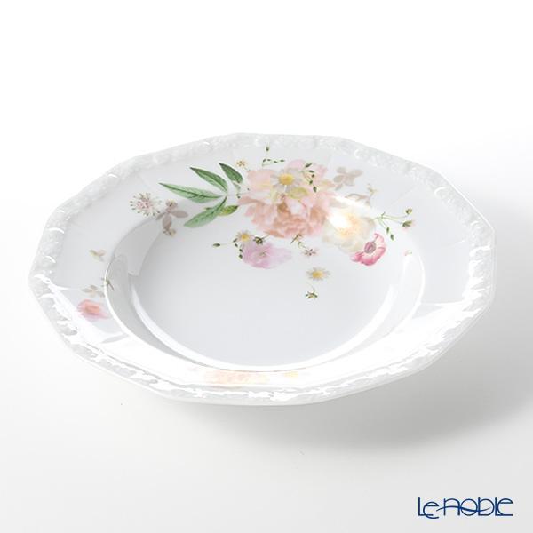 Rosenthal 'Maria Pink Rose' Deep Plate 23cm