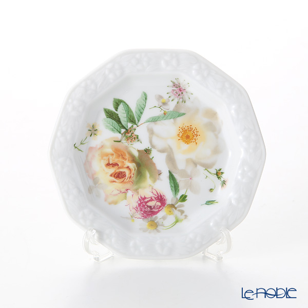 Rosenthal 'Maria Pink Rose' Small Tray / Plate 10.5cm