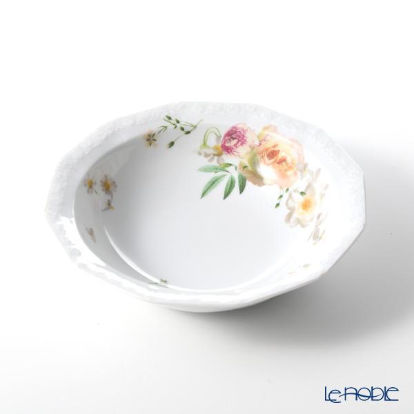 Rosenthal 'Maria Pink Rose' Cereal Dish / Bowl 17cm
