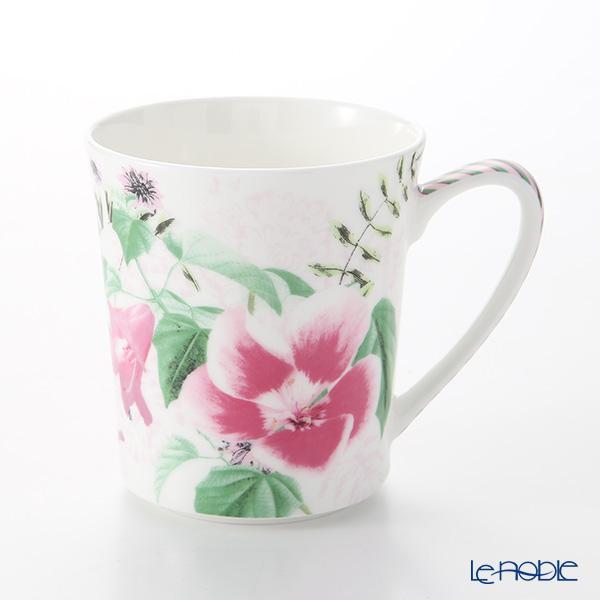 Rosenthal 'Belles Fleurs' Rose Pink Mug 340ml